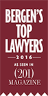 Bergen's Top Lawyers 2016