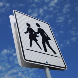 Pedestrian & Fall Down Accidents