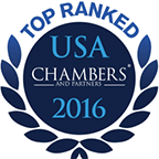 Top Rankd USA Chambers 2016