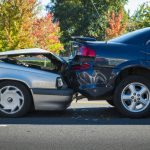 Glen Rock – SUV Crashes Into Parked Car and Utility Pole