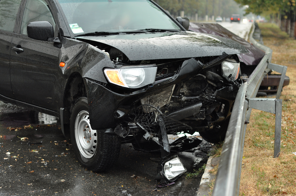 Secaucus – Intoxicated Driver Injured in Single-Car Crash