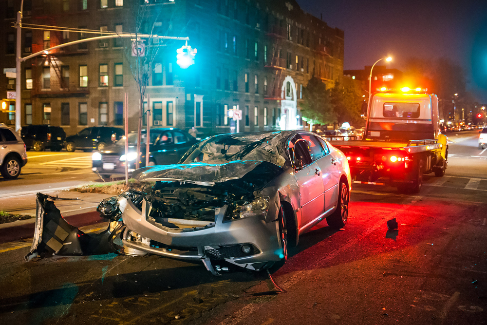 Jersey City – Violent Crash Kills One and Injures Two