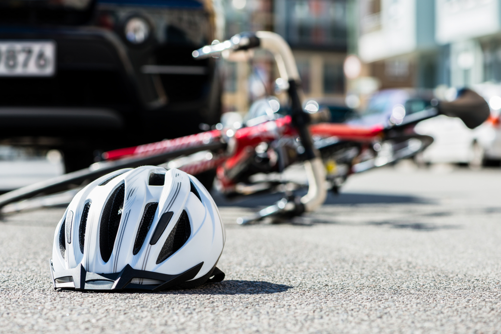 Union – Car Crash Leaves Bicyclist with Severe Injuries