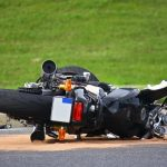 Manchester Township – NJ-70 Crash Leaves Motorcyclist with Injuries