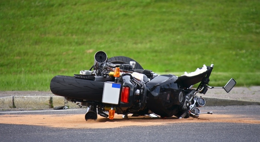 Montague – Motorcyclist Critically Injured in Three-Vehicle Crash