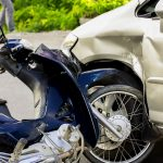 Linden – Motorcyclist Seriously Hurt in Crash