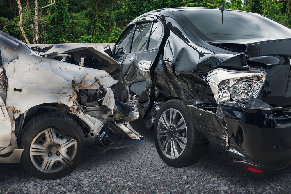 Sayreville – Injuries Reported Multi-Car Crash on Garden State Parkway